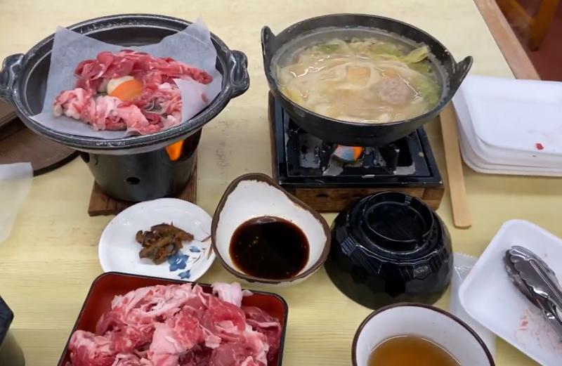 松阪牛食べ放題