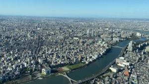 東京スカイツリー 天望回廊