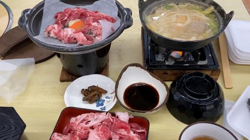 松阪牛の食べ放題